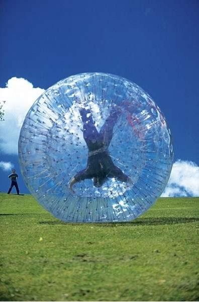 D1001B Zorb balls