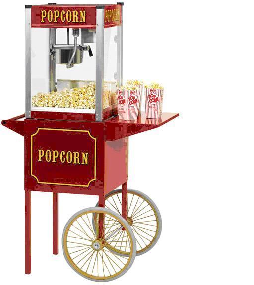 T1005 Carro Popcorn