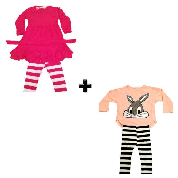 T1311 Vestido Para Niñas – Vestido y Pijama